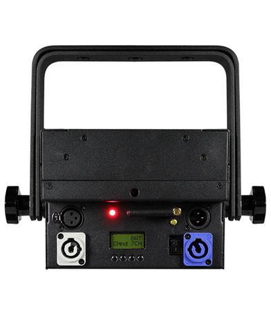 (24) Blizzard Lighting SkyBox EXA RGBAW+UV LED Par Lights & Cases Package