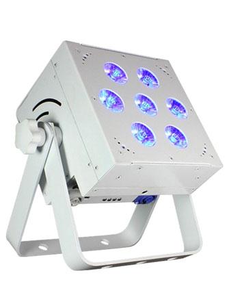 24 Blizzard Lighting Skybox Exa White Led Par Lights