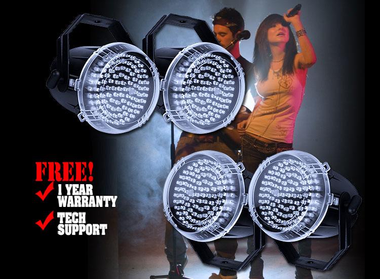 ADJ BigShot LED Pack