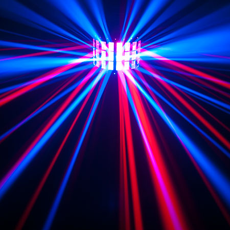 Chauvet DJ Mini Kinta IRC Duo Package