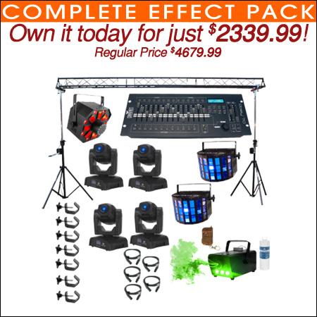 Complete Effect Pack