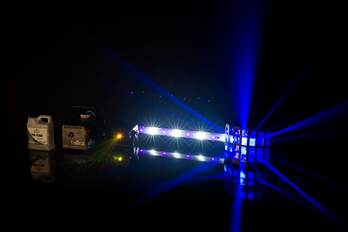 Chauvet DJ Jam Pack Gold