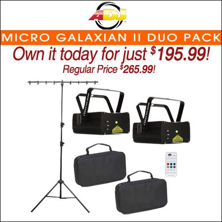 Micro Galaxian II Duo Pack
