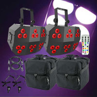 Chauvet DJ Wash FX 2 Two Pack