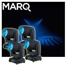 4 Marq Lighting Gesture Beam 500