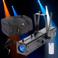 ADJ GOBO Projector Package