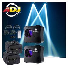 ADJ Ricochet Duo Package