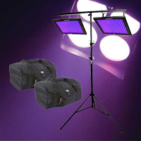 Chauvet DJ LED Shadow Wash Pack