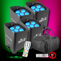 Chauvet Freedom Par Tri-6 Mobile Pack