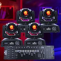 Intimidator Spot LED 150 Pack
