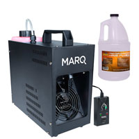Marq Lighting Haze 700 with 1 Gallon of Fluid Package