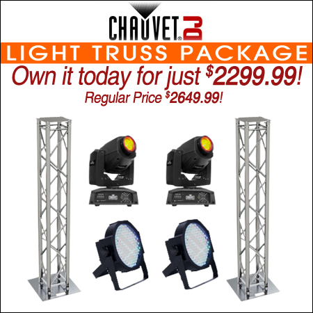 Chauvet DJ Light Truss Package