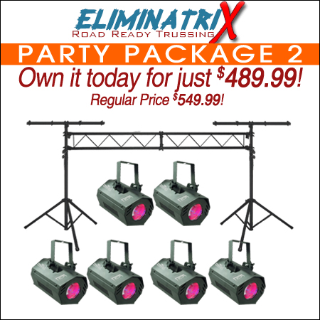 Eliminatrix Party Package 2