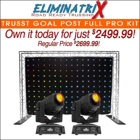 Eliminatrix Trusst Goal Post Full Pro Kit