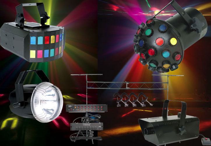 Pro Dance Light Package 1