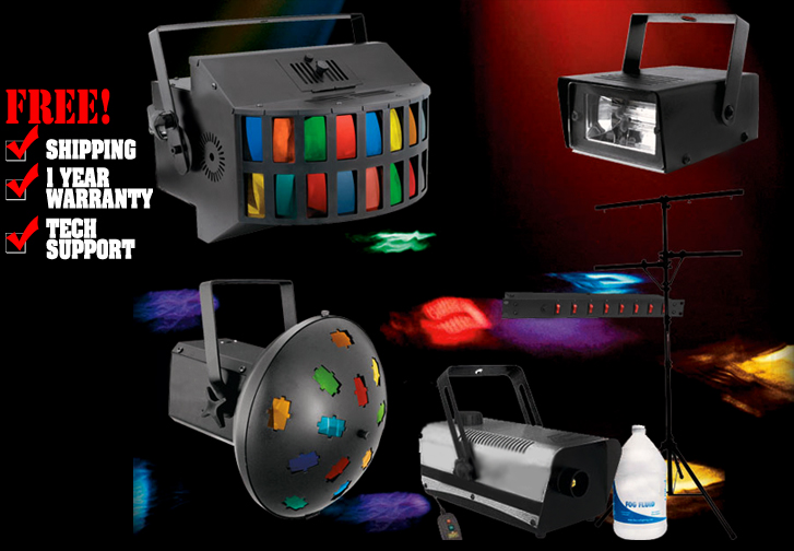 Pro Dance Lighting System 7