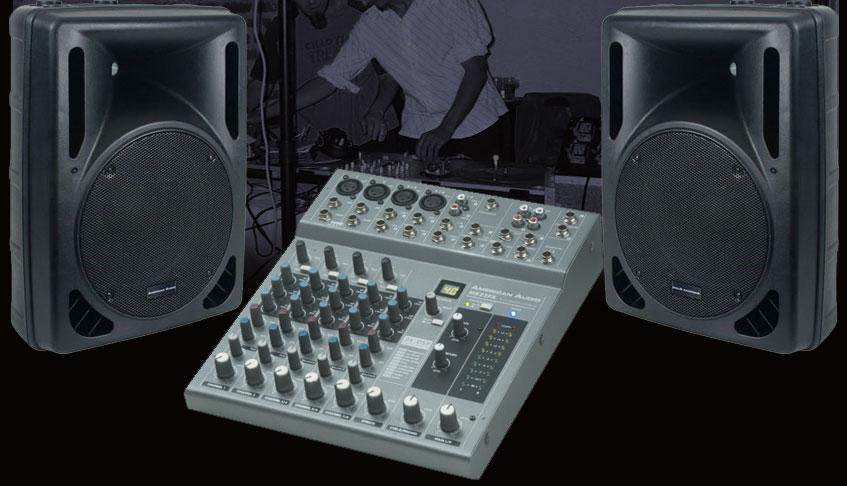 american dj audio pack