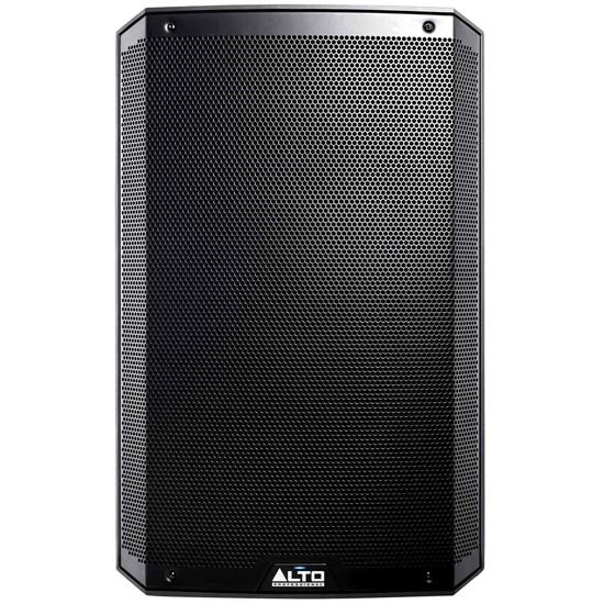 """Alto TS315 15"""" 2-Way Powered Active DJ PA Loud Speakers Pair with MG10XU Mixer pack"""