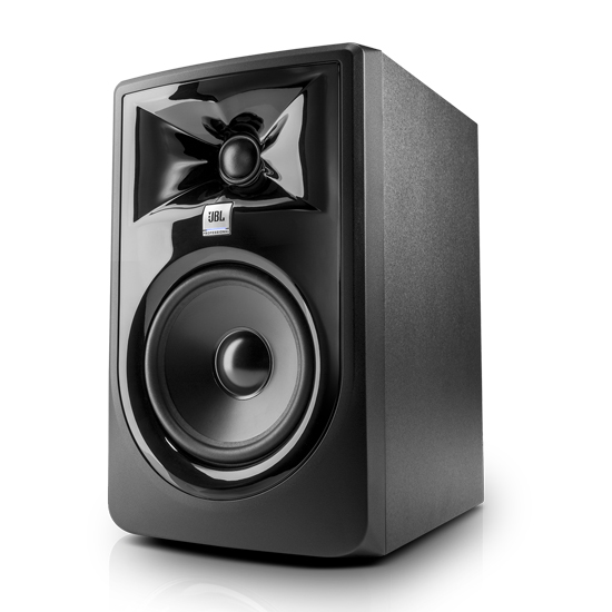JBL 305P MkII Studio Monitors Pair with LSR310S Bundle