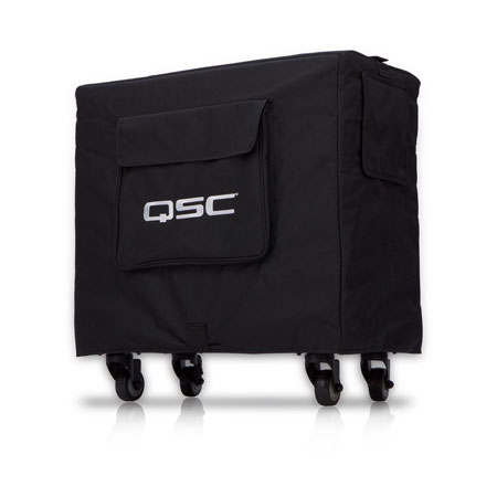 Qsc K12 Active Powered 12 Quot Speaker Subwoofer Package Pa