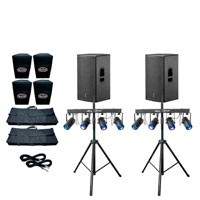 DAS Audio Action 15A Duo Package 2