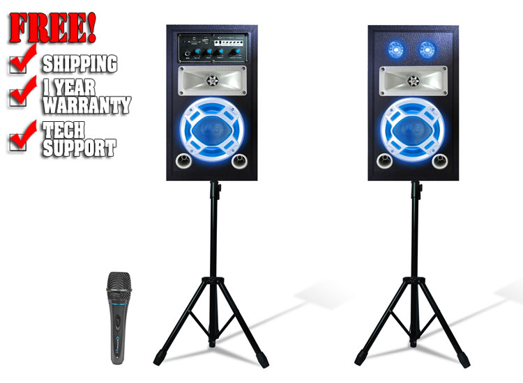 Technical Pro StagePack5