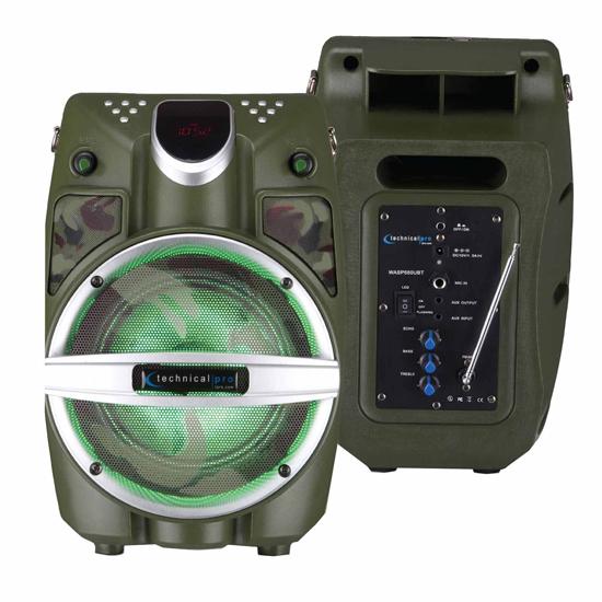 Technical Pro WASP550 CAMO