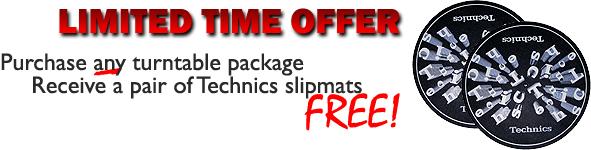 Free Slipmats