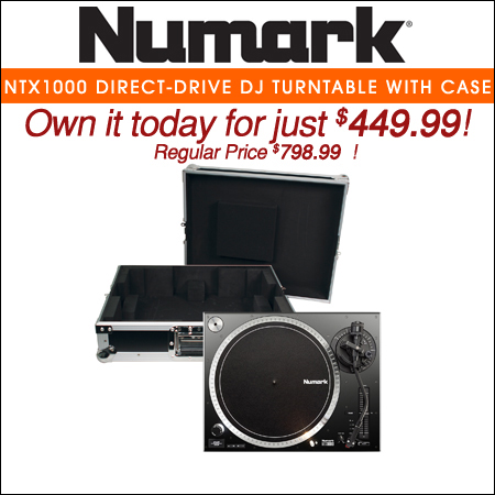 Turntable Packages