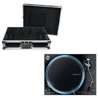 Denon VL12 Prime Direct Drive Turntable w/ Case