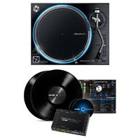 Denon VL12 Prime Turntable w/ DS1 Serato DJ DVS