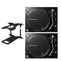 Pioneer PLX-1000 Pair (2) Bundle