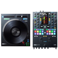 Rane Twelve DJ Turntable Controllers (2) & Seventy Two Performance Mixer