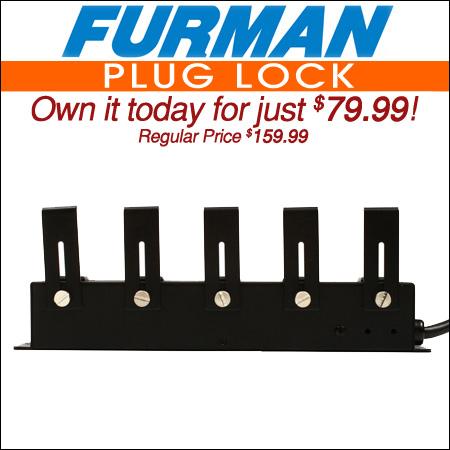 Furman Plug Lock