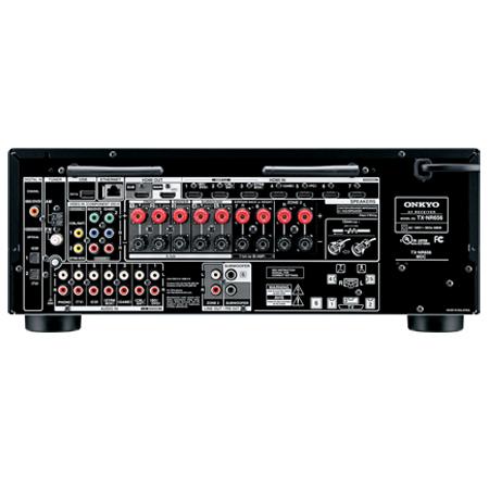 ONKYO TX-NR656 7.2-Ch x 100 Watts Networking A/V Receiver