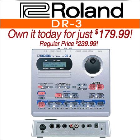 Roland DR-3