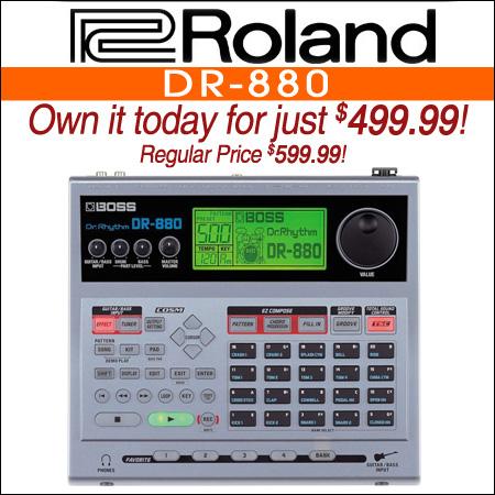 Roland DR-880