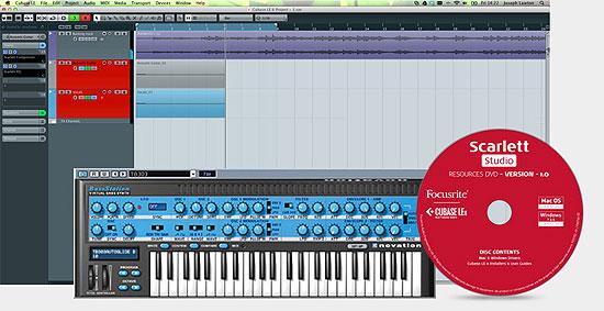 Focusrite Scarlett Studio