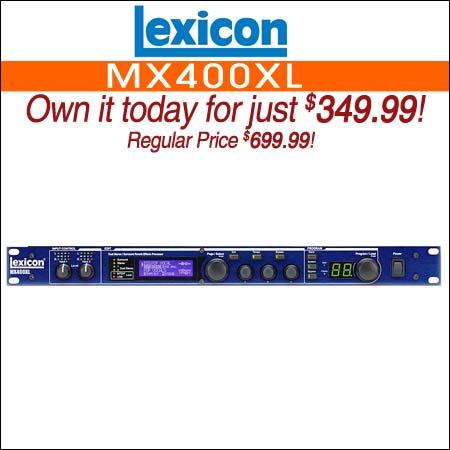 Lexicon MX400XL