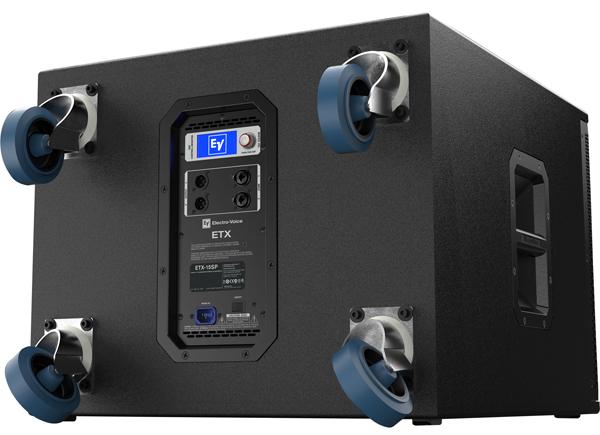 Electro Voice ETX15SP 15-inch 1800 Watt Powered Subwoofer