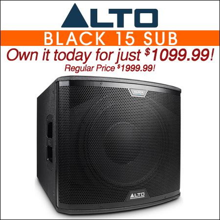 alto dj speakers dj audio chicago dj equipment. Black Bedroom Furniture Sets. Home Design Ideas