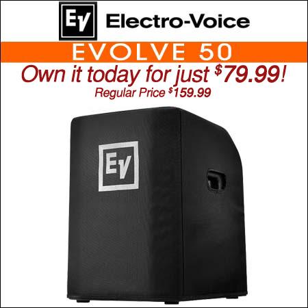 EVOLVE 50 Cover