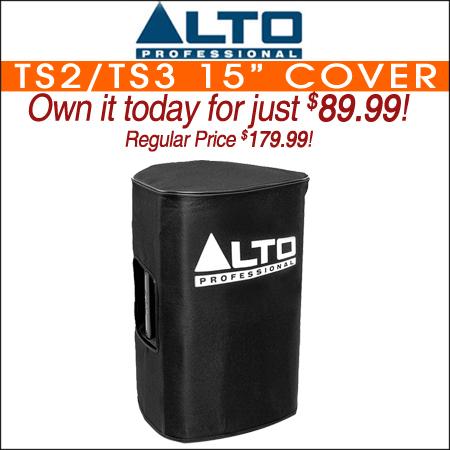 """Alto TS2/TS3 15"""" Cover"""