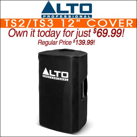 """Alto TS2/TS3 12"""" Cover"""