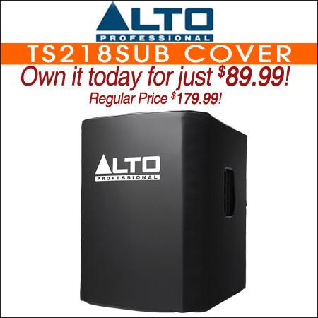 Alto TS218SUB Cover