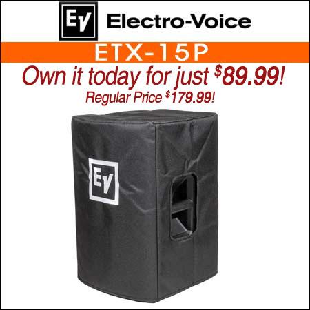 Electro-Voice ETX-15P Cover