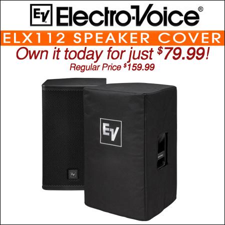 Electro Voice ELX112 Speaker Cover