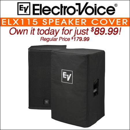 Electro Voice ELX115 Speaker Cover