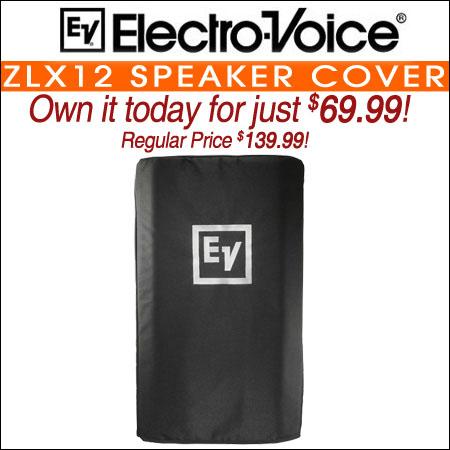 Electro Voice ZLX12 Speaker Cover