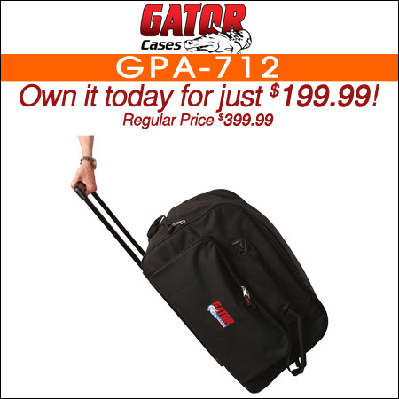 Gator GPA-712